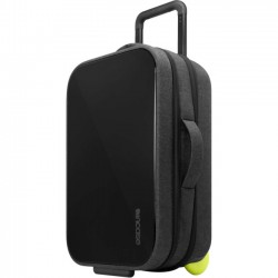 Incase Designs - CL90001 - Incase Carrying Case (Roller) for 17 MacBook Pro, iPad - Black - Polycarbonate - 23 Height x 15 Width x 8 Depth