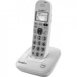 Clarity - D702 - Clarity D702 DECT Cordless Phone - Cordless - 1 x Phone Line - Speakerphone - Backlight