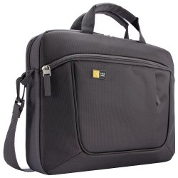 Case Logic - AUA-316ANTHRACITE - Case Logic Carrying Case for 15.6 Notebook, iPad, Tablet PC - Anthracite - Polyester - Luggage Strap, Shoulder Strap, Handle - 12.8 Height x 16.5 Width x 3.2 Depth