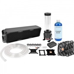 Thermaltake - CL-W113-CA12SW-A - Thermaltake Pacific RL360 RGB Water Cooling Kit