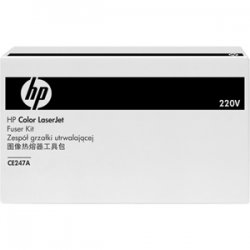 Hewlett Packard (HP) - CE247A - CE247A Color LaserJet 220V Fuser Kit