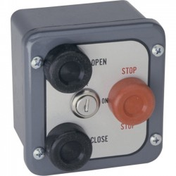 Camden Door Controls - CI3BXL - Camden CI-3BXL Push Button - For Outdoor