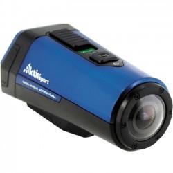 Coleman Company - CX9WP-BL - Coleman AktivSport CX9WP Digital Camcorder - 1 OLED - Full HD - Blue - 16:9 - GPS - HDMI - USB - microSD, microSDHC - GPS - Memory Card - Wearable - Helmet Mount