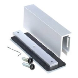 Camden Door Controls - CX-1013 - Camden CX-1013 Mounting Bracket for Magnetic Lock - 1200 lb Load Capacity