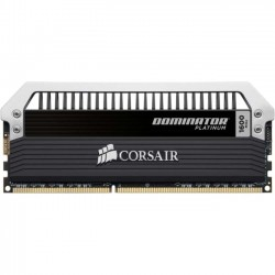 Corsair - CMD16GX3M2A1600C9 - Corsair Dominator 16GB DDR3 SDRAM Memory Module - 16 GB (2 x 8 GB) - DDR3 SDRAM - 1600 MHz DDR3-1600/PC3-12800 - 1.50 V - Unbuffered - 240-pin - DIMM - Retail