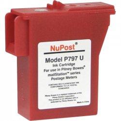 """V7 - NPTK700 - Red Postage Meter For Pitney Bowes Postage Meter """"Mailstation/Mailstation2"""" K"""