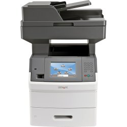 "Lexmark - 16M0156 - Lexmark X650 X652DE Laser Multifunction Printer - Monochrome - Plain Paper Print - Copier/Fax/Printer/Scanner - 45 ppm Mono Print - 1200 x 1200 dpi Print - 45 cpm Mono Copy - 9"" Touchscreen - 600 dpi Optical Scan - Automatic Duplex"