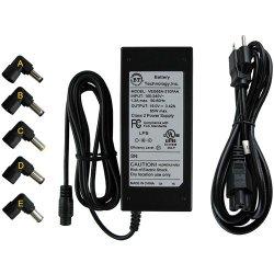 Battery Technology - AC-U65W-5X - BTI AC-U65W-5X AC Adapter - 65 W Output Power - 19 V DC Output Voltage