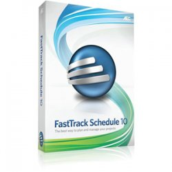 Global Marketing Partners - F564MC0CE - AEC Software FastTrack Schedule v.10.0 - Complete Product - 5 User, 5 Concurrent User - Project Management / Version Control - CD-ROM - Mac