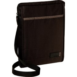 "Targus - TSS141US - Targus Unofficial TSS141US Carrying Case (Sleeve) for 10.2"" Netbook - Brown - Nylon - 12"" Height x 8.1"" Width x 2.1"" Depth"