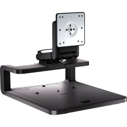 "Hewlett Packard (HP) - AW663AA#ABA - HP Adjustable Display Stand - 15.7"" Height x 16.9"" Width x 13.8"" Depth"