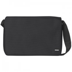 "Cocoon Innovations - CMB401BY - Cocoon CMB401BY Carrying Case (Messenger) for 16"" Notebook - Black - Ballistic Nylon - 11.8"" Height x 3.9"" Width x 16.1"" Depth"