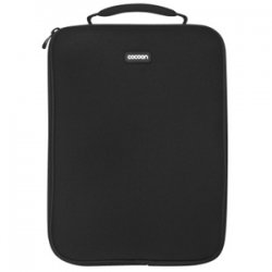 "Cocoon Innovations - CLS357BY - Cocoon CLS357BY Carrying Case (Sleeve) for 13"" Notebook - Black - Neoprene, Ballistic Nylon - 13.8"" Height x 1.1"" Width x 10.6"" Depth"
