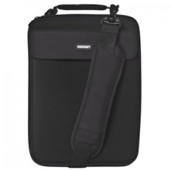 "Cocoon Innovations - CLS358BY - Cocoon CLS358BY Carrying Case for 13"" Notebook - Black - Neoprene, Ballistic Nylon - 14"" Height x 1.6"" Width x 10.2"" Depth"