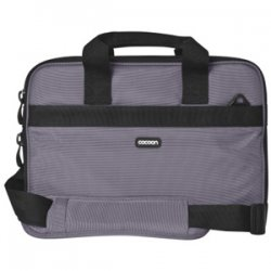 "Cocoon Innovations - CLB359GY - Cocoon CLB359GY Carrying Case for 13"" Notebook - Gunmetal Gray - Ballistic Nylon - 10.5"" Height x 1.3"" Width x 14.5"" Depth"