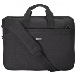 "Cocoon Innovations - CLB409BY - Cocoon CLB409BY Carrying Case for 15.6"" Notebook - Black - Ballistic Nylon - 12"" Height x 1.3"" Width x 16.5"" Depth"