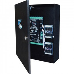 KeyScan - EC1500 - Keyscan 1-Reader Elevator Floor Access Control Unit - Black Elevator - 45000 User(s) - Serial - 12 V DC - Surface Mount