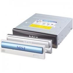 MSI - CR52-M - MSI 52x32x52x Internal IDE CD-RW Drive - EIDE/ATAPI - Internal