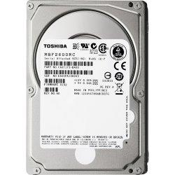 """Toshiba - MBF2300RC - Toshiba MBF2-RC MBF2300RC 300 GB 2.5"""" Internal Hard Drive - SAS - 10025rpm - 16 MB Buffer - Hot Swappable"""
