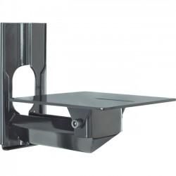 Avteq - CS-1G-LS - Avteq Mounting Shelf for Camera - Steel - Gloss Black