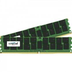 Crucial Technology - CT2K16G4RFD4213 - Crucial 32GB (2 x 16 GB) DDR4 SDRAM Memory Module - 32 GB (2 x 16 GB) - DDR4 SDRAM - 2133 MHz DDR4-2133/PC4-17000 - 1.20 V - ECC - Registered - 288-pin - DIMM