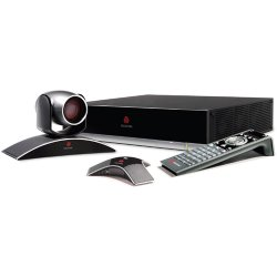 Polycom - G2200-26740-001 - Polycom HDX 9000-1080 Video Conference Equipment - 1920 x 1080 Video - H.323 - Multipoint - 30 fps - 2 x Network (RJ-45) - 1 x DVI In - 2 x DVI Out - 4 x Video Input - 1 x Video Output - Audio Line In - ISDN - Ethernet