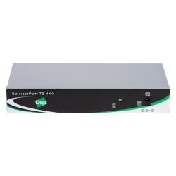 Digi International - CPTS-4R4E - Digi ConnectPort TS 4x4 Device Server - 4 x RJ-45 Serial, 4 x RJ-45 10/100Base-TX