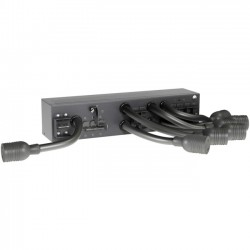 Liebert - PD2-004 - Liebert MPH2 Metered Outlet Switched Rack Mount PDU - 30A, 415/240V, Three-Phase 18 Outlets (6 C13 + 12 C19), 240V, L22-30, Vertical 0U""