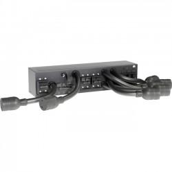 Liebert - PD2-005 - Liebert PD2-005 Maint Bypass; L14-30P input cord; 2 L6-30R; 4 L5-20R outputs - PD2-005 Maint Bypass; L14-30P input cord; 2 L6-30R; 4 L5-20R outputs