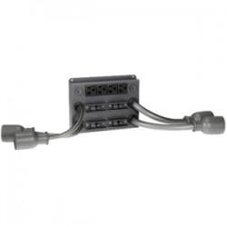 Liebert - PD2-105 - Liebert PD2-105 integrated output dist with 4 5-15/20R T-slot; 2 L5-30R; 2 L5-20R output - PD2-105 integrated output dist with 4 5-15/20R T-slot; 2 L5-30R; 2 L5-20R output