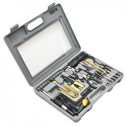 SYBA Multimedia - SY-ACC65033 - SYBA Multimedia SY-ACC65033 56-Piece Computer Tool Kit