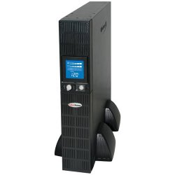 CyberPower - OR2200PFCRT2Ua - CyberPower OR2200PFCRT2Ua PFC Sinewave UPS System 2200VA 1320W Rack/Tower PFC compatible Pure sine wave - 2200VA/1300W - 2U Tower/Rack Mountable - 8 Minute Full Load - 8 x NEMA 5-20R - Battery/Surge-protected