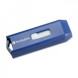 Verbatim / Smartdisk - 97086 - Verbatim 2GB USB Flash Drive - Blue - 2GB - Blue