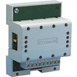 Comelit Group - 1136/A - Comelit RS/2/A Relay With 2 Switches