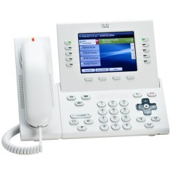 Cisco - CP-9971-W-CAM-K9= - Cisco 9971 IP Phone - Wireless - Wi-Fi - Desktop - VoIP - IEEE 802.11a/b/g - Caller ID - USB - PoE Ports