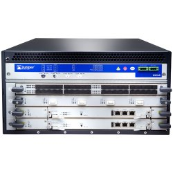 Juniper Networks - MX240-PREMIUM-DC - Juniper MX240-DC 3D Universal Edge Router Chassis - 4 Slots - 5U - Rack-mountable