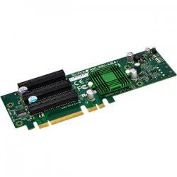 Supermicro - RSC-R2U-A3E8+ - Supermicro RSC-R2U-A3E8+ PCI Express Riser Card - 3 x PCI Express PCI Express x8 2U Chasis