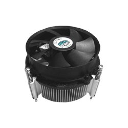 Cooler Master - DP6-9EDSA-0L-GP - Cooler Master DP6-9EDSA-0L-GP Cooling Fan/Heatsink - 2600 rpm