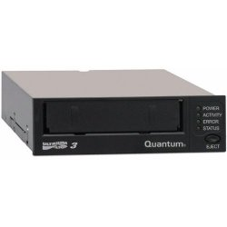 Quantum - TC-L32BN-EY-B - Quantum TC-L32BN-EY-B LTO Ultrium 3 Tape Drive - LTO-3 - 400 GB (Native)/800 GB (Compressed) - Black - SAS1/2H Height - 90 MB/s Native - 136 MB/s Compressed - Linear Serpentine