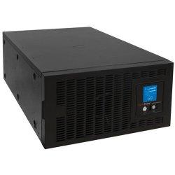 CyberPower - PR6000LCDRTXL5U - CyberPower Smart App Sinewave PR6000LCDRTXL5U 6000 VA Rack-mountable UPS - 6000VA/4.5kW - 10 Minute Full Load - 3 x NEMA L6-30R - Battery/Surge-protected, 2 x NEMA L6-20R - Critical Load