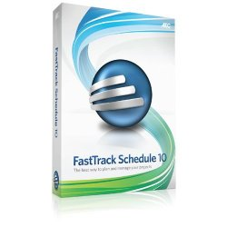Global Marketing Partners - F164MC0AE - AEC Software FastTrack Schedule v.10.0 - Complete Product - 1 User - Project Management / Version Control - Academic - CD-ROM - Mac