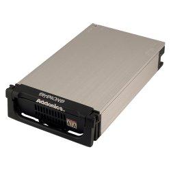 "Addonics Technologies - DICSB - Addonics Diamond ExDrive DICSB Hard Drive Enclosure - 1 x 3.5"" - 1/3H Internal - IDE, eSATA"