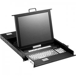 "iStarUSA - WL-21708 - iStarUSA WL-21708 Rackmount LCD - 8 Computer(s) - 17"" LCD - SXGA - 1280 x 1024 - Yes - TouchPad"