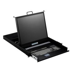 "iStarUSA - WL-21716 - iStarUSA WL-21716 Rackmount LCD - 16 Computer(s) - 17"" LCD - SXGA - 1280 x 1024 - Yes - TouchPad"