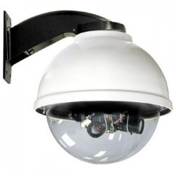 Videolarm - QSDWT3-70NA5 - 12in Outdoor Dome Camera Sys