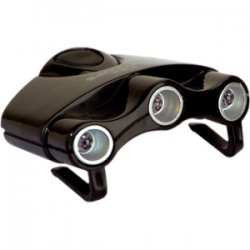 Cyclops - CYC-HC1-W - Cyclops ORION Hat Clip Light - CR2032 - Black