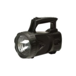 Cyclops - CYC-RL1W - Cyclops Rechargeable Spotlight - 1 W - ABS PlasticBody - Black