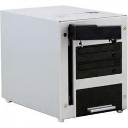 Vinotemp - CUB25-S2T - Cube 2-drive 25disc 2 Robotic Standalone Cd Dvd Duplicator