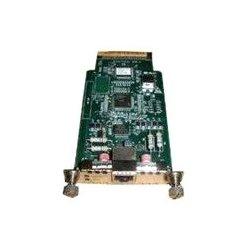 Hewlett Packard (HP) - JD538A - HP 1-Port Fractional Smart Interface Card - 1 x WAN