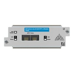 Hewlett Packard (HP) - JC091A - HP SFP+ Module - 4 x SFP+ 1 - 4 x Expansion Slots